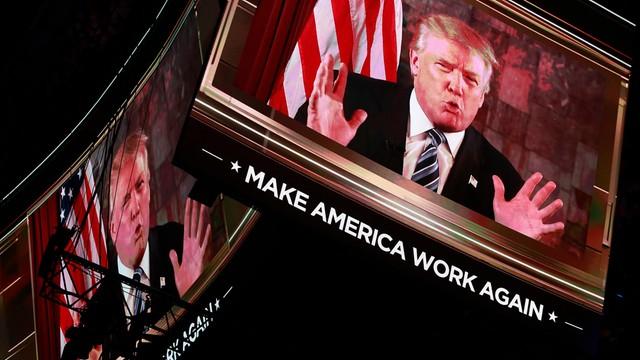 USA: przewaga Clinton nad Trumpem spadła do 7 proc.