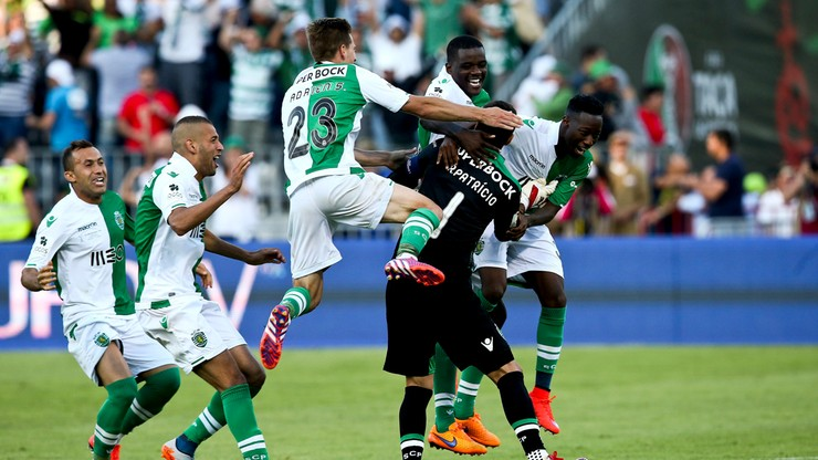 Sporting Lizbona po raz 20. z Pucharem Portugalii