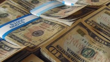 17-08-2016 10:38 30 mld dolarów nielegalnych operacji bankowych w Chinach