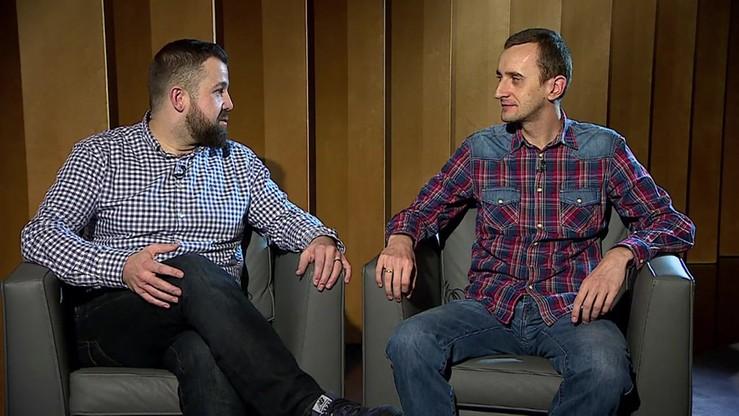 Stolfa i Sokół o nowym zespole F1 i wypadku Hamiltona