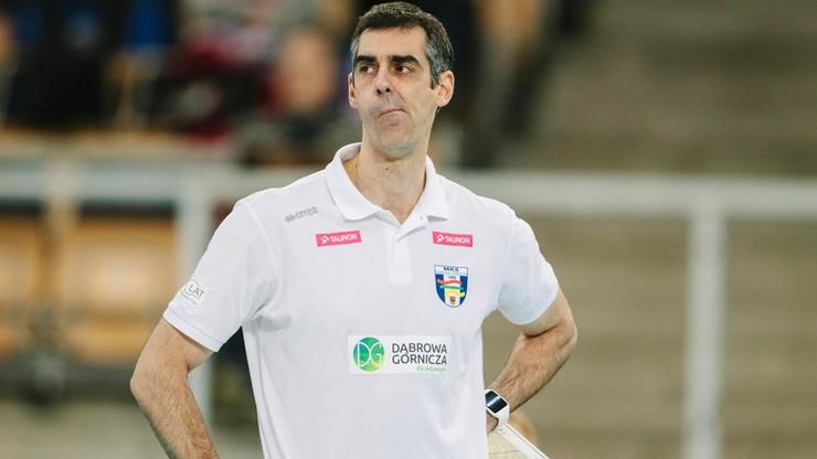 Prezes Tauron MKS: Nie wiem, czy trener zostanie...