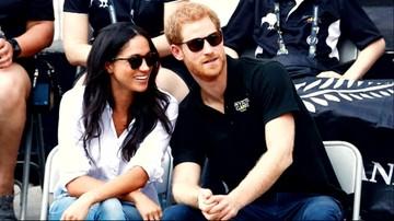 Książę Harry zaręczył się z amerykańską aktorką Meghan Markle. Królowa