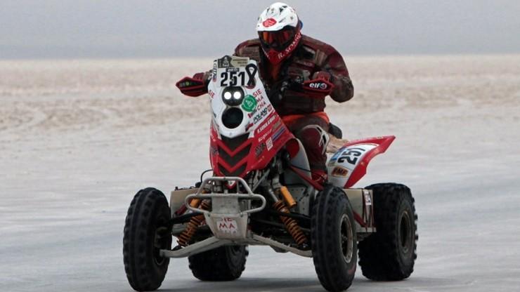 Sonik stracił pozycję lidera w Rajdzie Dakar, prowadzi Chilijczyk