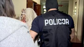 23-04-2017 20:23 Aresztowanie matki podejrzanej o zabicie noworodka w Gdańsku
