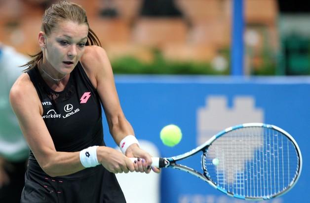 WTA w Katowicach: wygrana Radwańskiej w I rundzie