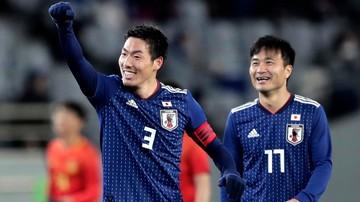 2017-12-12 Japonia straszy Polaków! Kosmiczny gol obrońcy z 50 metrów (WIDEO)
