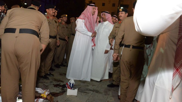 Arabia Saudyjska: zamachy samobójcze w trzech miastach