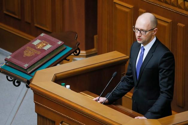 Ukraina: zamieszanie w sprawie głosowania nad rządem