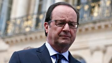 26-07-2016 21:46 Hollande odrzuca apele o zaostrzenie prawa antyterrorystycznego