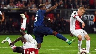 Piłkarze Manchester United wygrali Ligę Europejską. W finale pokonali Ajax 2:0