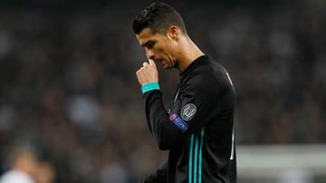 2017-11-14 Ronaldo chce opuścić Real Madryt!