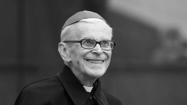 Papież: kard. Macharski z mądrością przewodził Kościołowi w Krakowie