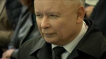"""22-09-2017 21:23 """"Droga do porozumienia jest otwarta"""" - Prezes PiS po spotkaniu z prezydentem"""