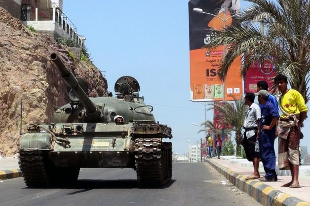 Jemen: 140 zabitych w walkach w ciągu ostatniej doby