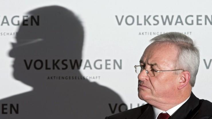 Były prezes Volkswagena objęty śledztwem prokuratorskim. Chodzi o aferę spalinową