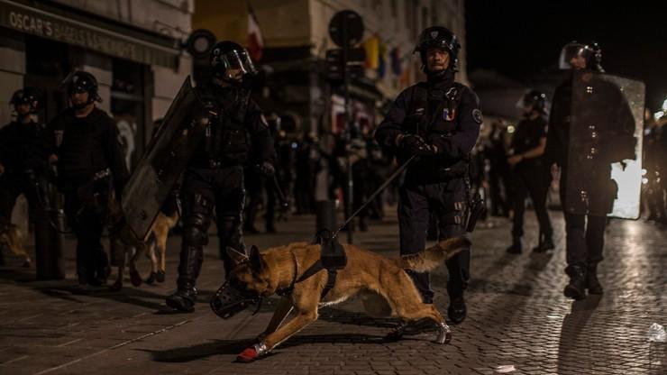 Polska - Niemcy: Prewencyjne działania niemieckiej policji przed meczem