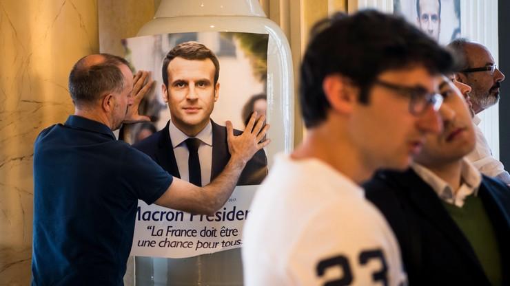 Francja: przywódca muzułmanów wzywa do głosowania na Macrona