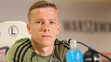 2017-08-03 Kopczyński: Jestem pewny, że lepsza drużyna nie awansowała