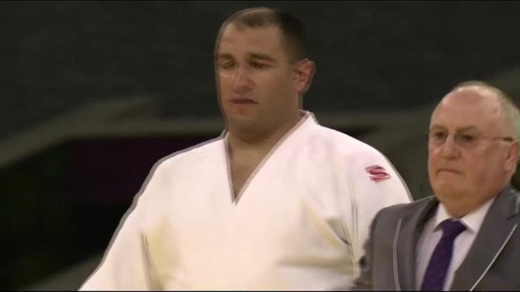 Potworna siła azerskiego niedźwiedzia. Efektowne judo niedowidzących