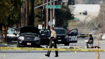 03-12-2015 23:20 Sprawcy strzelaniny w Kalifornii mieli duży arsenał broni