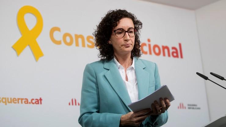 Aresztowani ministrowie Katalonii na listach wyborczych Republikańskiej Lewicy