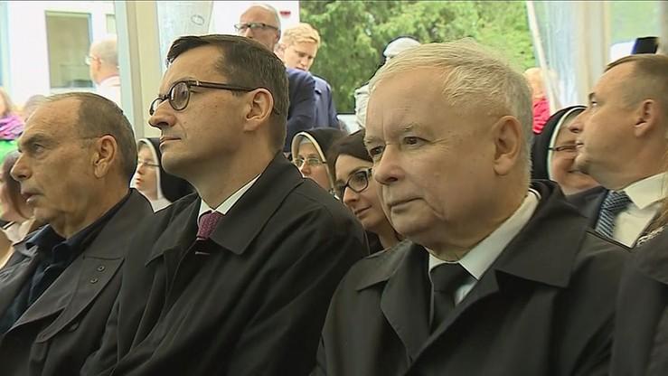Kaczyński o reparacjach: to jest akt sprawiedliwości