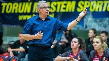 2015-09-02 Bułgar trenerem reprezentacji Polski koszykarek