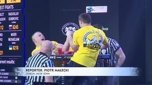 Mistrzostwa świata w siłowaniu na rękę - najlepsi z najlepszych spotkali się w Polsce