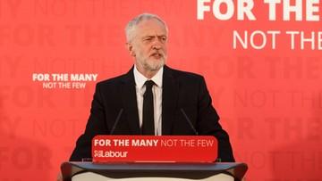 """05-06-2017 15:06 Lider Partii Pracy gotów poprzeć wezwanie do dymisji May. """"Nie powinniśmy byli zmniejszać liczby policjantów"""""""