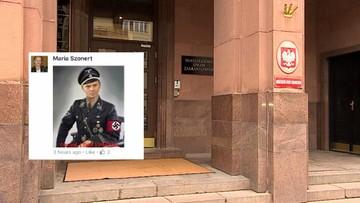 """29-04-2017 07:53 """"Aktywność miała miejsce przed otwarciem konsulatu"""" - MSZ ws. zdjęcia Tuska w hitlerowskim mundurze"""