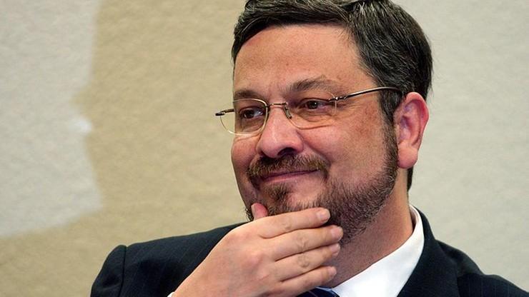 Były minister finansów zatrzymany. Chodzi o skandal korupcyjny