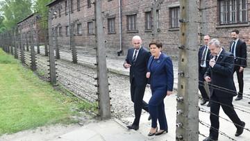 14-06-2017 14:27 Premier: mord w obozach koncentracyjnych pozostawił piętno na losach świata