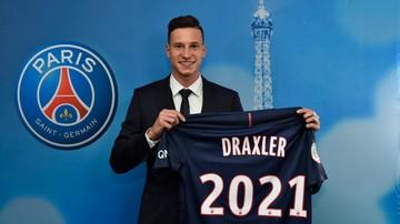 2017-01-03 Draxler przeszedł do PSG! Przebił Krychowiaka