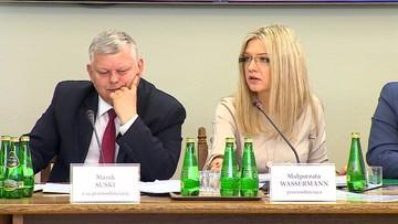 Giertych: liczę, że Suski przeprosi Michała Tuska za nazwanie go podejrzanym