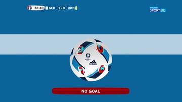 2016-06-12 Niemcy - Ukraina: Boateng wybił piłkę z linii bramkowej! (WIDEO)