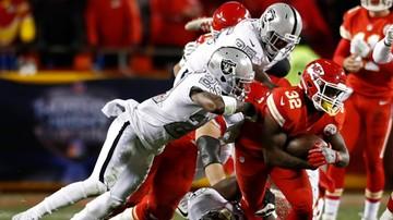 2016-12-10 W Londynie odbędą się cztery mecze sezonu zasadniczego NFL