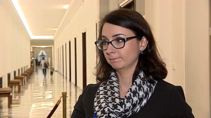 """Gasiuk-Pihowicz kandydatką na szefową Nowoczesnej. """"Na tym polega zdrowa rywalizacja"""""""