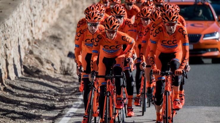 CCC Sprandi rozpoczyna sezon w Hiszpanii