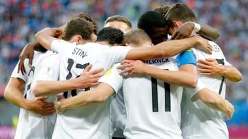 2017-07-02 Puchar Konfederacji: Rezerwy Niemiec pokonały Chile!