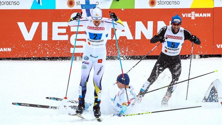 MŚ Lahti 2017: Niemcy wygrali sprint, czwarte złoto Rydzeka