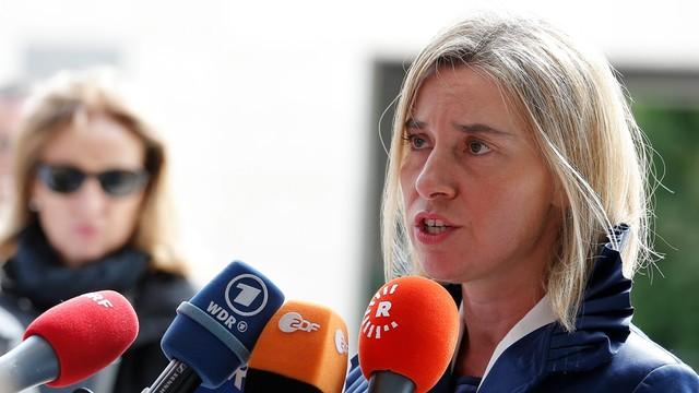 Mogherini: Kryzys migracyjny nie jest przejściowy; czas na działania