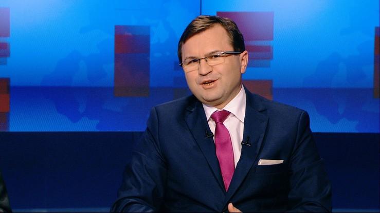 Girzyński: jak większości Polaków jest mi obojętne, jak zakończy się spór o TK