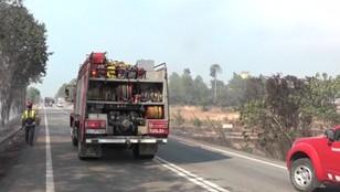 Potężne pożary w Hiszpanii. 300 mieszkańców ewakuowanych w okolicach Barcelony