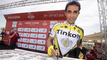 2016-10-31 Alberto Contador skoncentruje się na Tour de France
