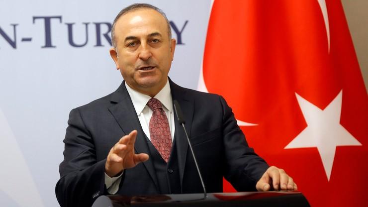 Turcja: Waszyngton powinien zerwać związki z kurdyjskimi bojownikami