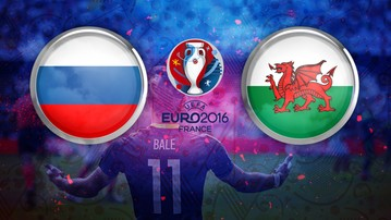 Euro 2016: Rosja - Walia. Transmisja w Polsacie, Polsacie Sport i Polsacie Sport 2