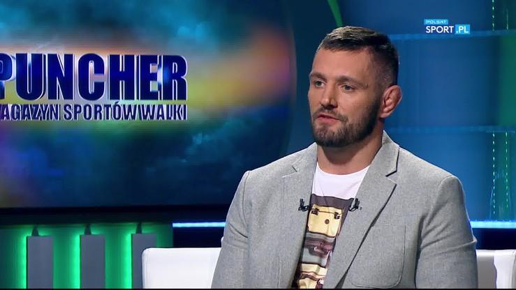 2017-06-26 Celiński: Mam szansę, by coś ugrać w ACB