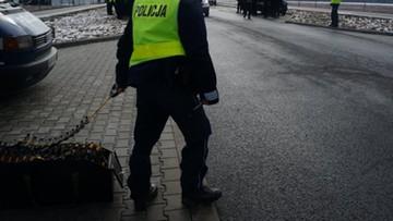 Policyjny pościg na terenie dwóch województw. Sześć osób rannych