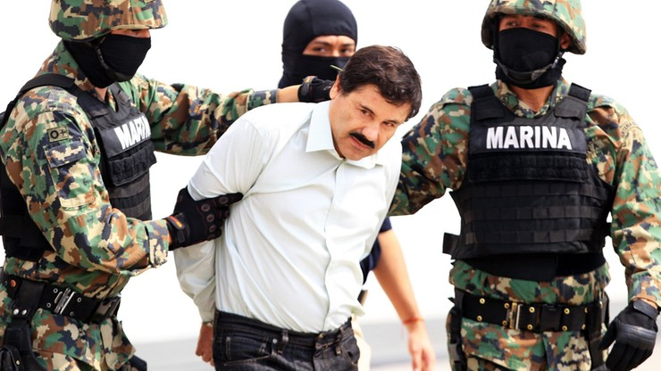 "Meksyk: schwytano barona narkotykowego ""El Chapo"" Guzmana"