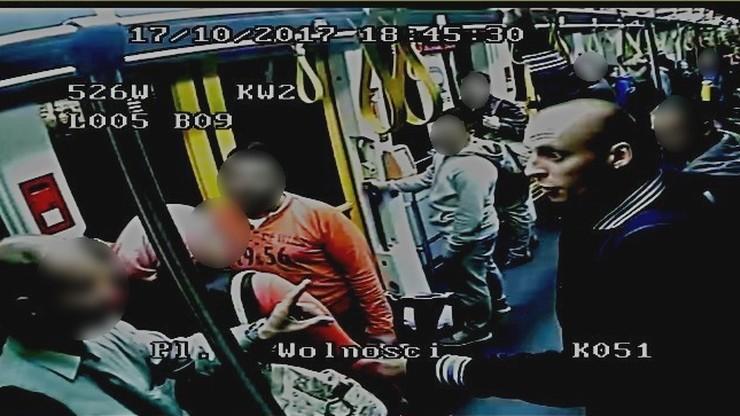 Policja opublikowała wizerunek sprawcy rasistowskiego ataku w Poznaniu
